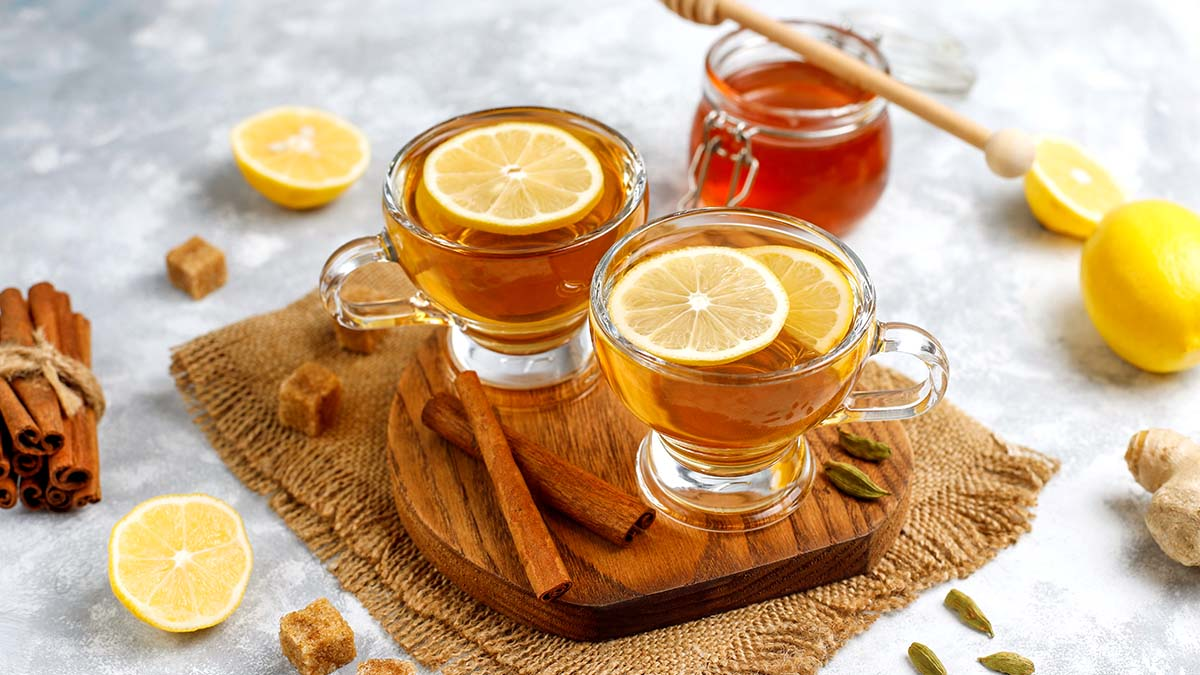 3 Hot Drinks to Boost Immunity