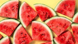 7 Health Benefits of Watermelon