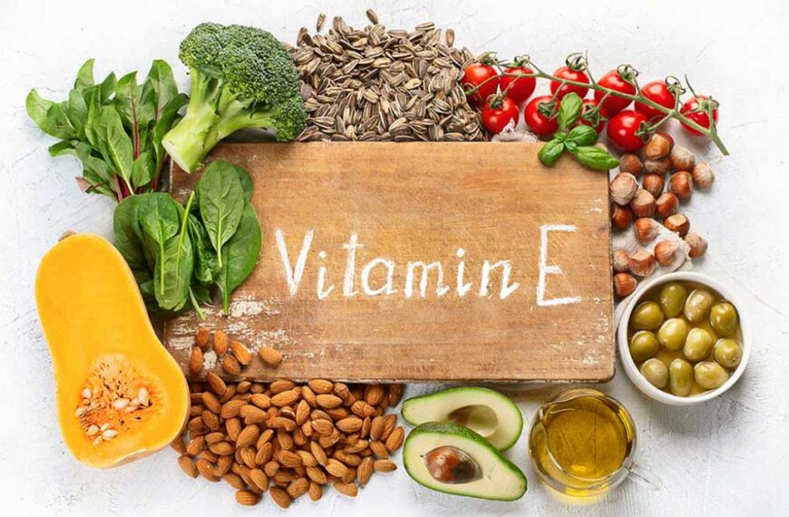 How Vitamin E is Important for You?