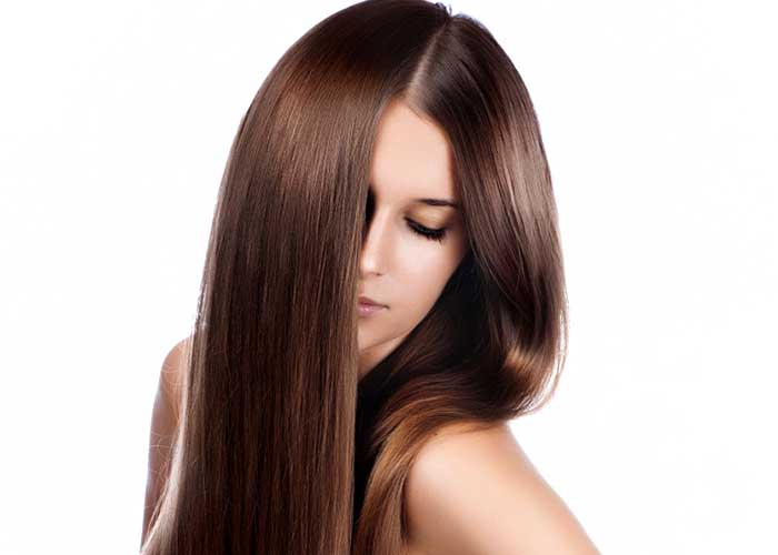 Make Hair Shiny and Healthy