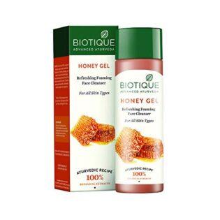 Biotique Bio Honey Gel Foaming Cleanser