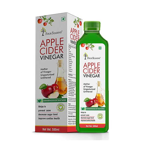 Four Seasons Apple Cider Vinegar