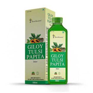 Four Seasons Giloy Tulsi Papita Juice