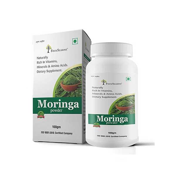 Four Seasons Moringa Powder