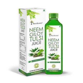 Four Seasons Neem Giloy Tulsi Juice