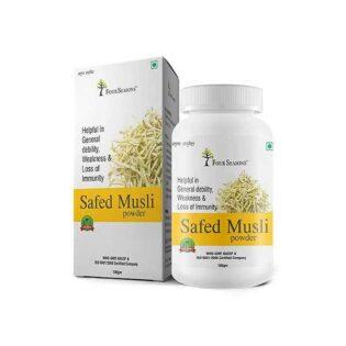 Four Seasons Safed Musli Powder