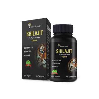 Four Seasons Shilajit Capsule