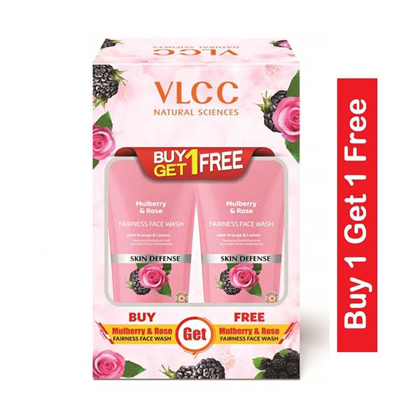 VLCC Mulberry & Rose Face Wash