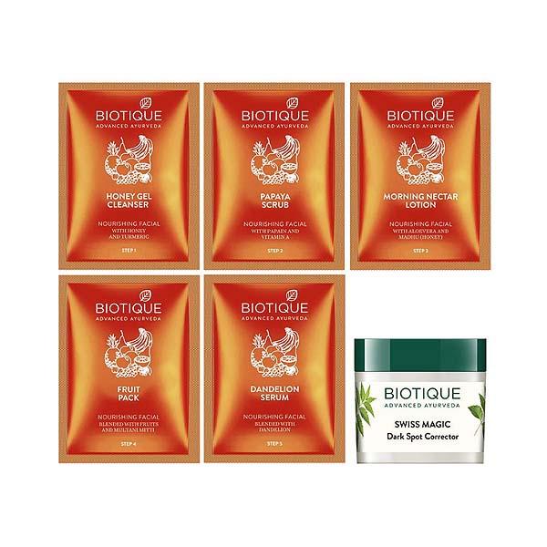 Biotique Bio Anti Tan Facial Kit
