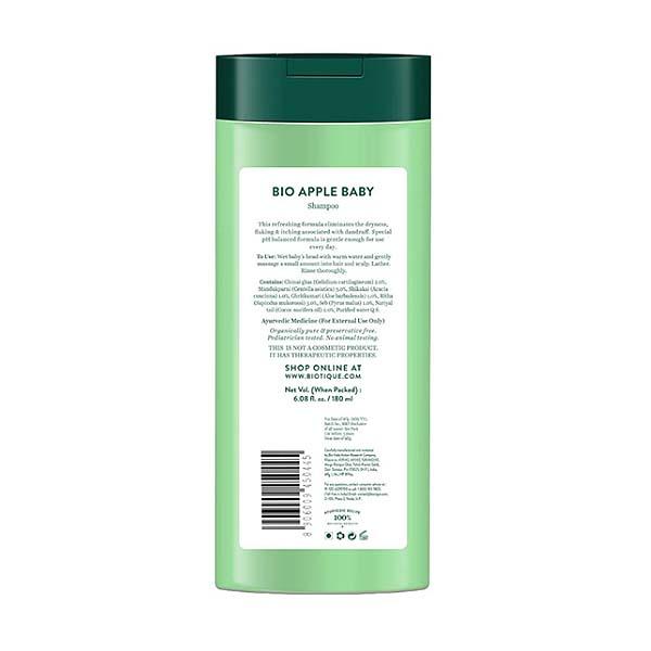 Biotique Bio Apple Twist Shampoo Kids