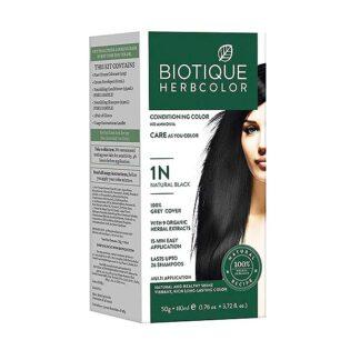 Biotique Bio Herbcolor 1N Natural Black