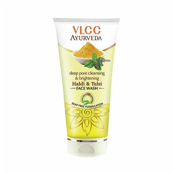 VLCC Haldi and Tulsi Face Wash