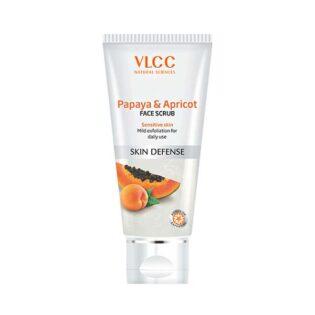 VLCC Papaya and Apricot Face Scrub