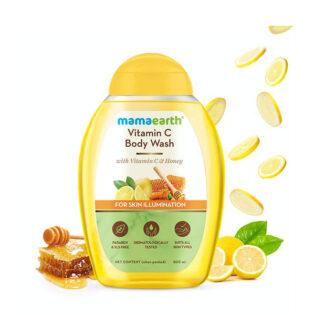 mamaearth Vitamin C Body Wash