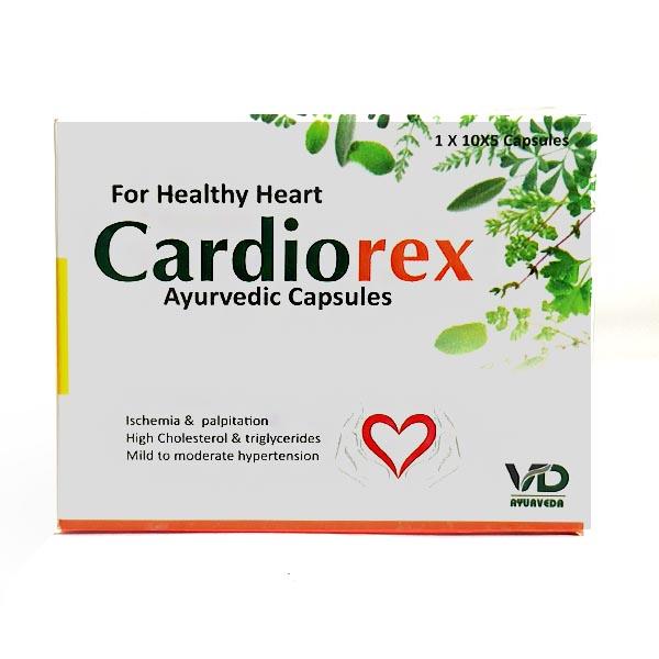 VD Cardiorex Capsules