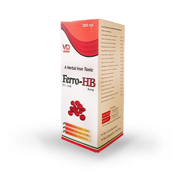 VD Ferro-HB Syrup
