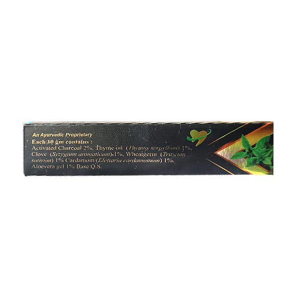 VD Charcoal Toothpaste