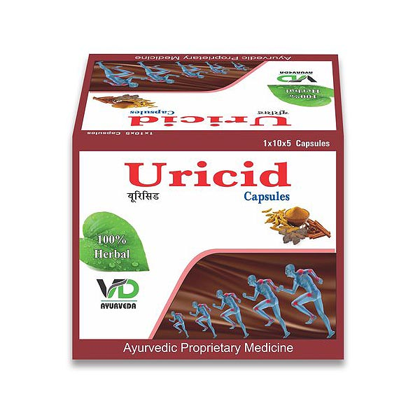 VD Uricid Capsules