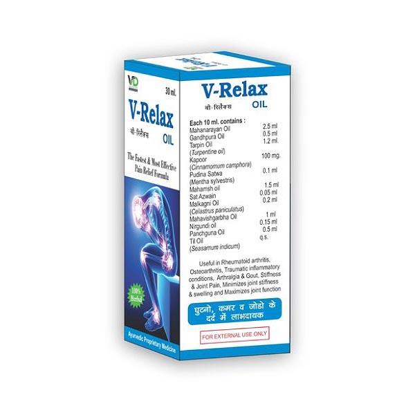 VD V-Relax Oil