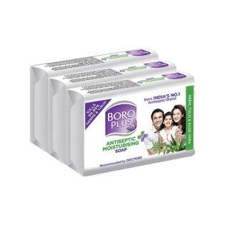 Boroplus Antiseptic Moisturising Soap- Neem, Tulsi & Aloe Vera