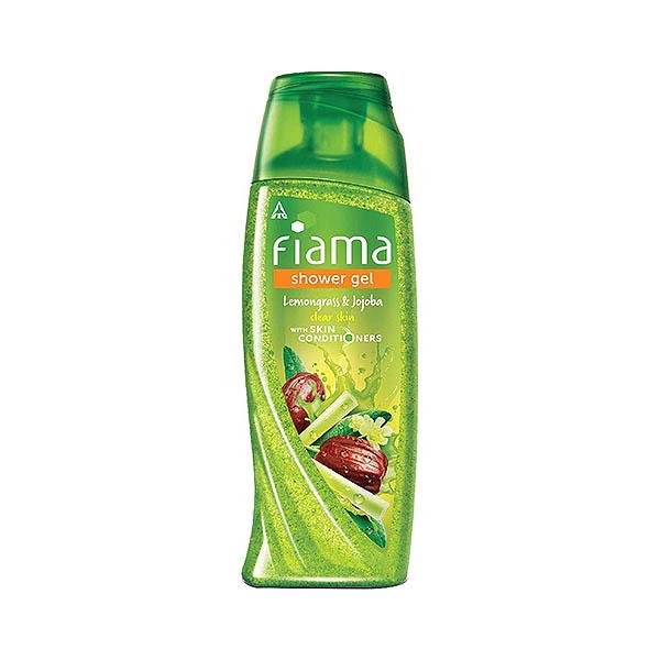 fiama Lemongrass and Jojoba Body Wash