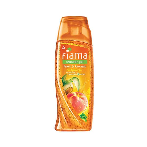 Fiama Peach & Avocado Body Wash