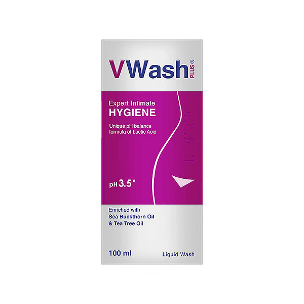 V Wash Plus Expert Intimate Hygiene liquid wash