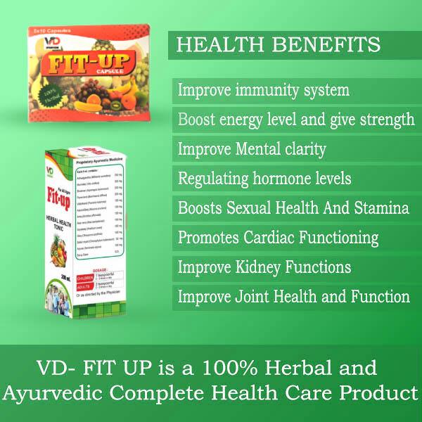 Ayurvedic Complete Health Care Kit