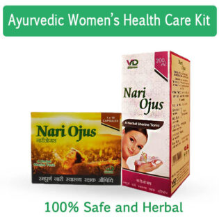 Ayurvedic Women's Health Care Kit