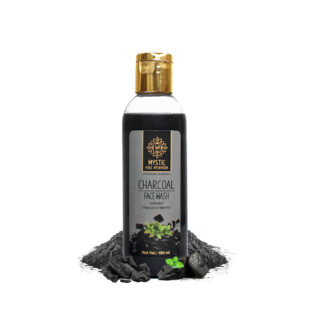 Mystic Charcoal And Mint Face Wash