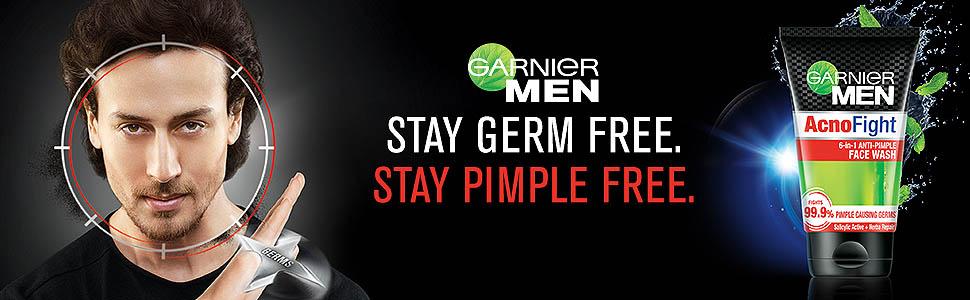 Garnier Men Acno Fight Face Wash