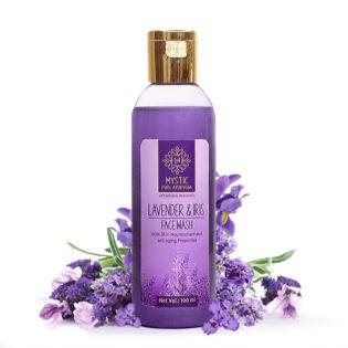 Mystic Lavender and Iris Face Wash