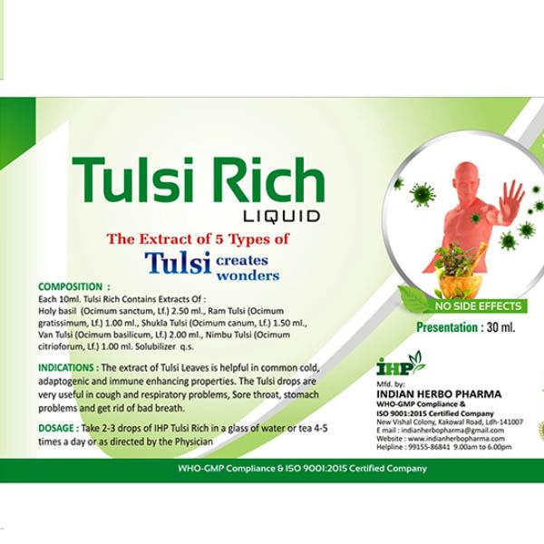 Tulsi Rich Drop