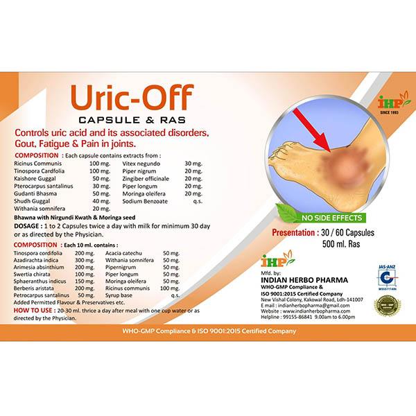 Uric-Off Capsule